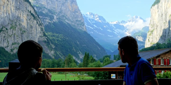 Francis Flat, Lauterbrunnen Holiday Apartment Review