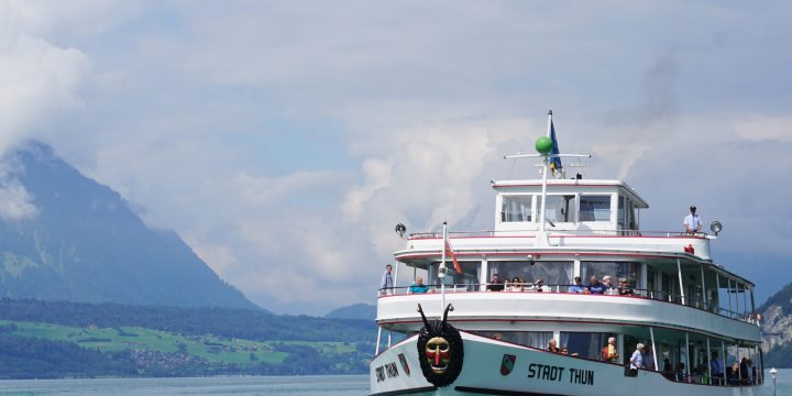 Boat Trip on Lake Thun from Interlaken