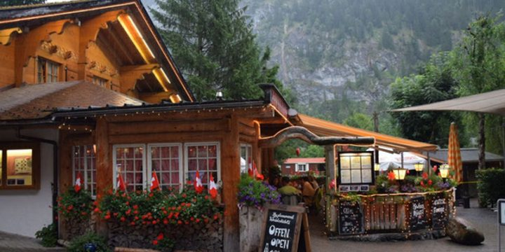 Restaurants in Lauterbrunnen: Weidstuebli Review