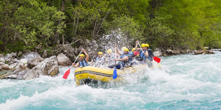 White Water Rafting on the Tara River, Montenegro, with Camp Tara Tour