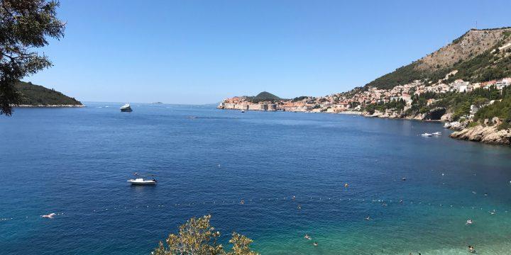 Sveti Jakov Beach, Dubrovnik
