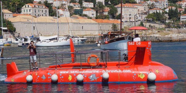 Dubrovnik Semi-Submarine Trip