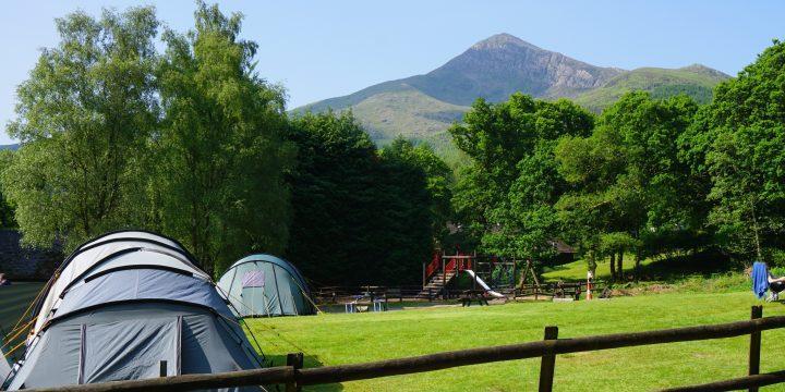 Beddgelert Campsite Review