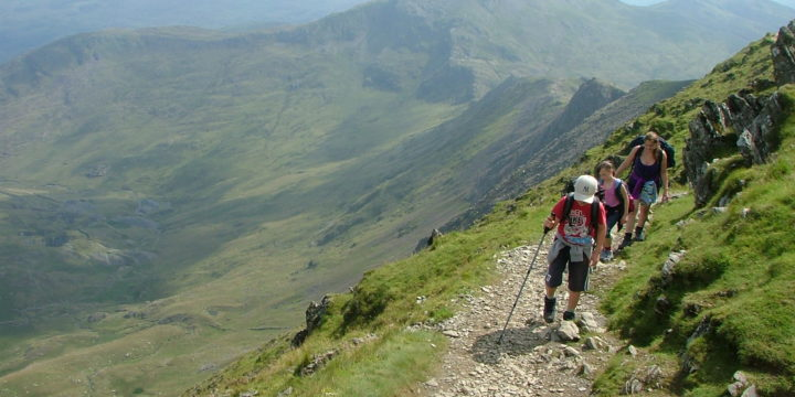 Family Walks in Snowdonia: Climbing Snowdon with Children