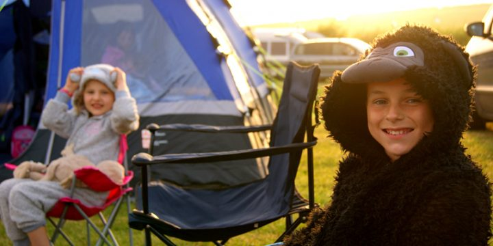 East Fleet Farm Touring Park Campsite Review