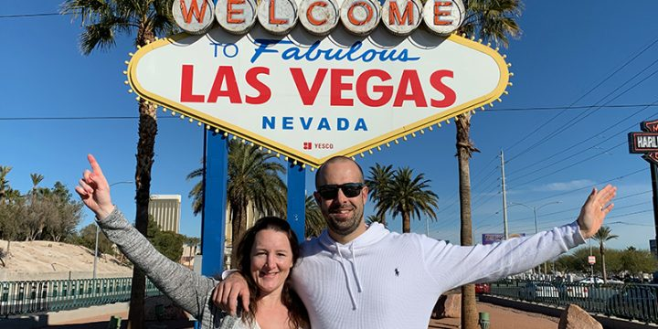 Going to Las Vegas: Advice From our 40th Birthday Trip to Vegas