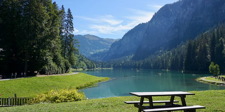 Kayaking & paddle board hire at Lake Montriond